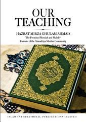Our Teaching