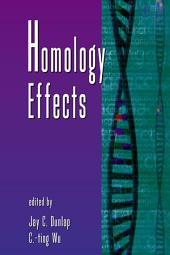 Homology Effects