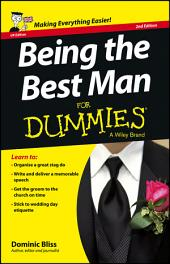 Being the Best Man For Dummies: Edition 2