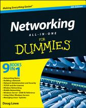 Networking All-in-One For Dummies: Edition 4