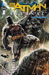 Batman Eternal (2014- ) #1