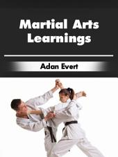 Martial Arts Learnings