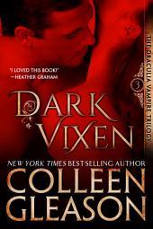 Dark Vixen (Vampire Romance): The Draculia Vampire Series, Book 3 (Historical Gothic Vampire Romance)