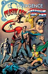 Convergence: Plastic Man and the Freedom Fighters (2015-) #2