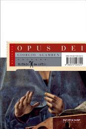 Opus dei: Arqueologia do ofício [Homo Sacer, II, 5]