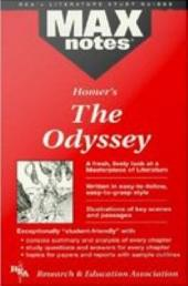 Odyssey, the (MAXNotes Literature Guides)