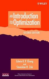 An Introduction to Optimization: Edition 2