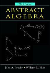 Abstract Algebra: Third Edition