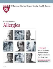 What to do About Allergies