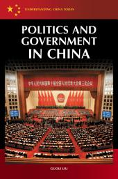 Politics and Government in China