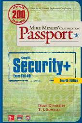 Mike Meyers' CompTIA Security+ Certification Passport, Fourth Edition (Exam SY0-401): Edition 4