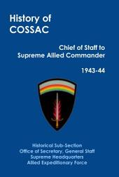 History of COSSAC (Chief of Staff to Supreme Allied Commander), 1943-44