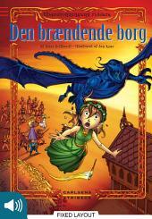 Elverdronningens riddere 3: Den brændende borg