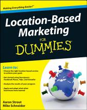 Location Based Marketing For Dummies