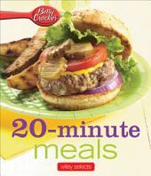 Betty Crocker 20-Minute Meals: HMH Selects