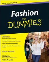 Fashion For Dummies