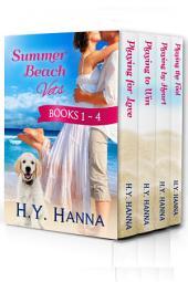 Summer Beach Vets Collection Boxset (Sweet, clean, small town beach romances set Down Under)