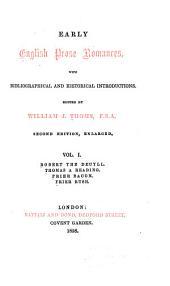 Robert the Deuyll. Thomas a Reading. Frier Bacon. Frier Rush