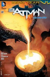 Batman (2011-) #22