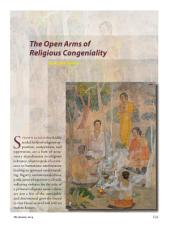 The Open Arms of Religious Congeniality