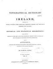 A Topographical Dictionary of Ireland: Volume 1