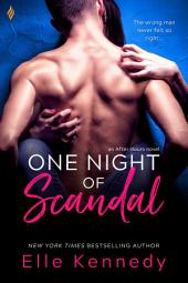 One Night of Scandal (Entangled Brazen)