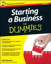 Starting a Business For Dummies: Edition 3