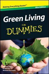 Green Living For Dummies®, Mini Edition