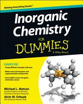 Inorganic Chemistry For Dummies