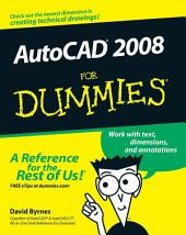 AutoCAD 2008 For Dummies