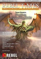 REBEL TIMES 99: Nowości i wiadomości ze świata gier planszowych