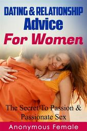 Dating & Relationship Advice For Women