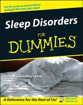 Sleep Disorders For Dummies