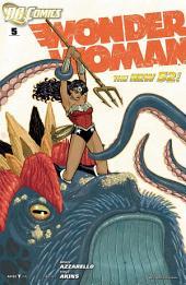 Wonder Woman (2011- ) #5