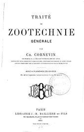 Traité de zootechnie générale