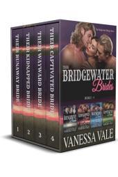 Their Bridgewater Brides: (MFM Historical Cowboy Ménage Romance): Books 1-3