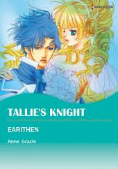 TALLIE'S KNIGHT: Harlequin Comics