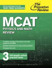 MCAT Physics and Math Review: New for MCAT 2015
