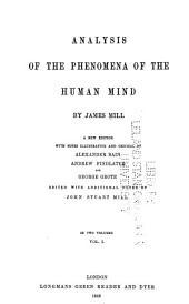 Analysis of the Phenomena of the Human Mind