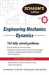 Schaum's Outline of Engineering Mechanics Dynamics