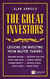 The Great Investors ePub eBook: Lessons on Investing from Master Traders