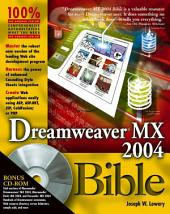 Dreamweaver MX 2004 Bible