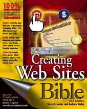 Creating Web Pages Bible: Edition 2