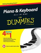 Piano and Keyboard All in One For Dummies