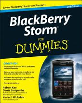 BlackBerry Storm For Dummies: Edition 2
