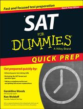 SAT For Dummies: Edition 9