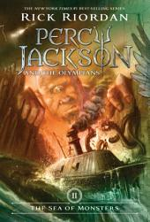 Percy Jackson and the Olympians, Book Two: Sea of Monsters, The