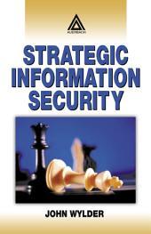 Strategic Information Security
