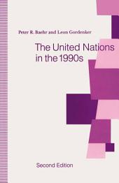 The United Nations in the 1990s