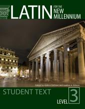 Latin for the New Millennium: Level 3: Student text